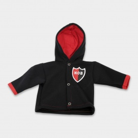 Campera Bebe  Escudo C Broches